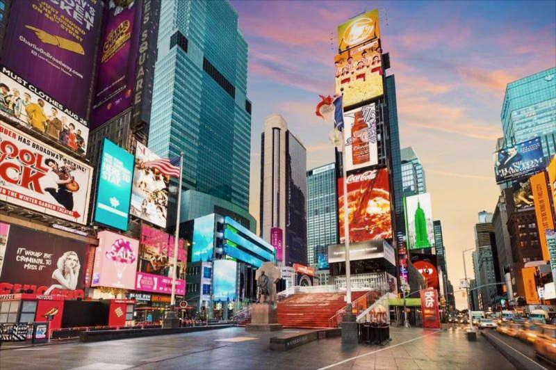 Times Square - sitios turisticos nueva york