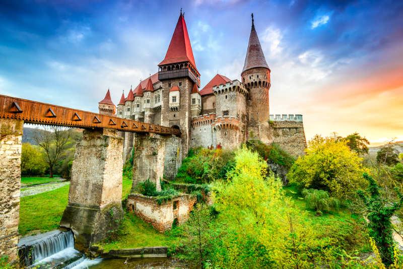 Transilvania - destinos europa economicos