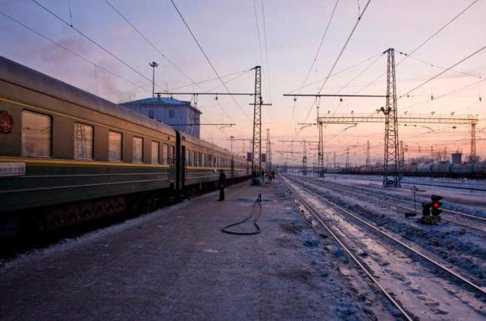 Ulan Bator - itinerario tren transiberiano