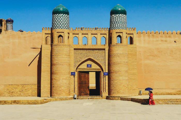Uzbekistan-Ruta de la Seda