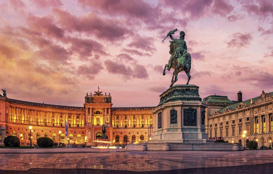 Viena - donde viajar en octubre