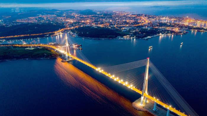 Vladivostok - ruta principal transiberiano