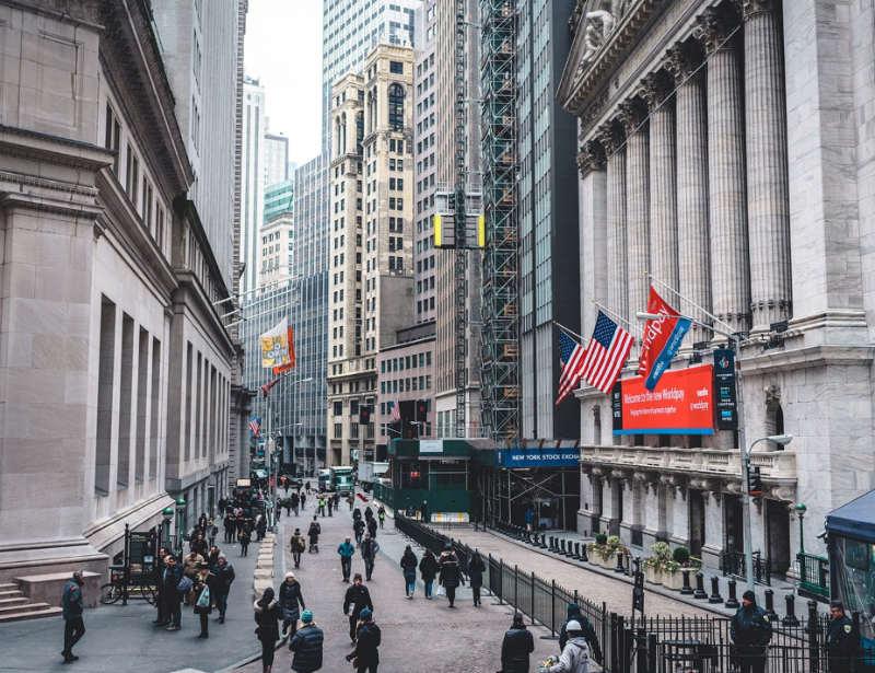 Wall Street y Charging Bull