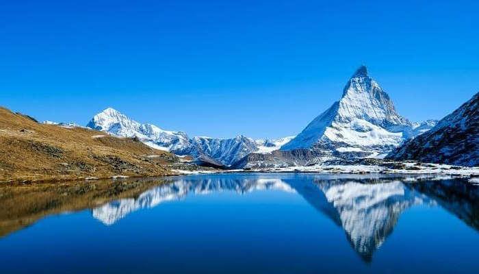 Zermatt - donde viajar en verano