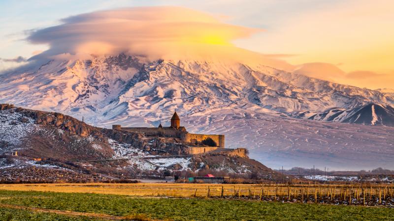 armenia - donde viajar en octubre