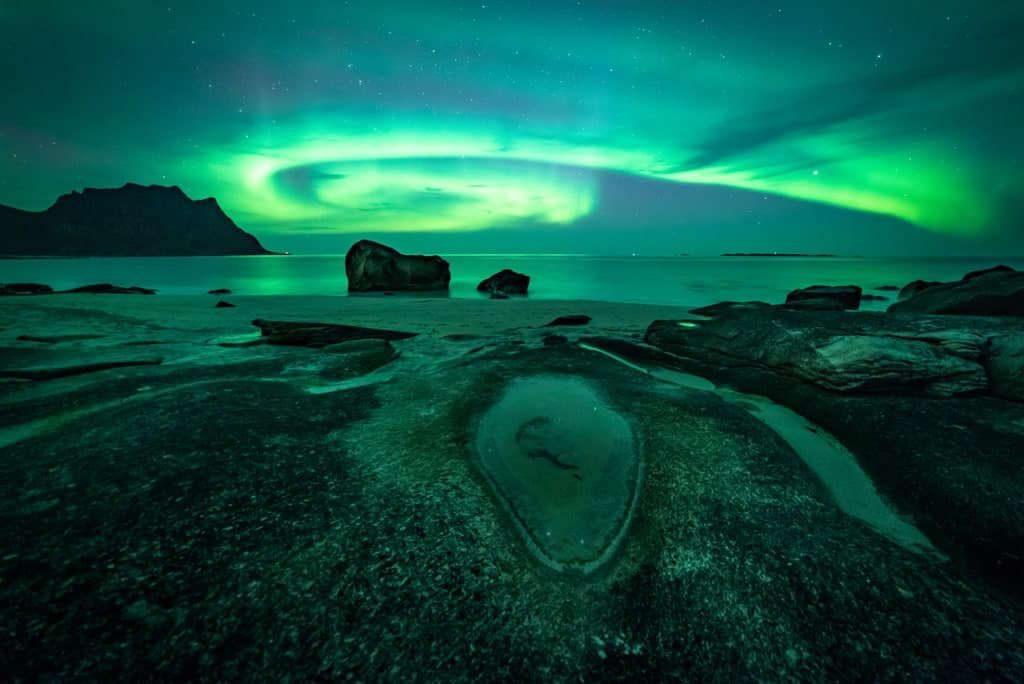 mejores lugares para ver aurora boreal