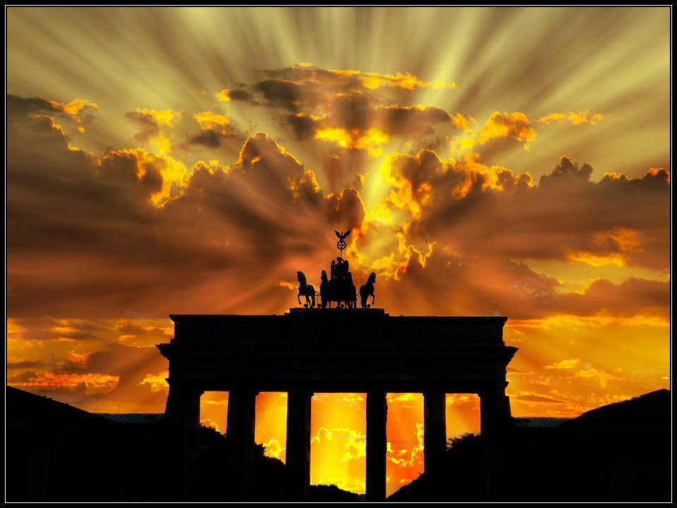 Puerta de Brandenburgo - Alemania