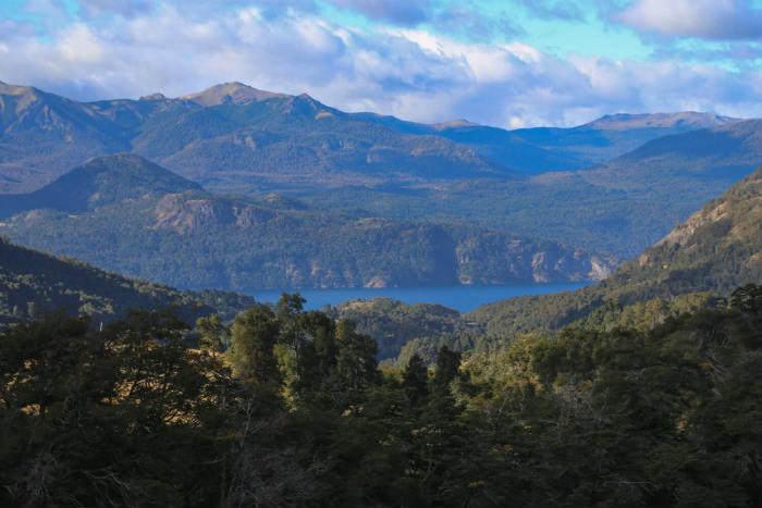 camino siete lagos argentina