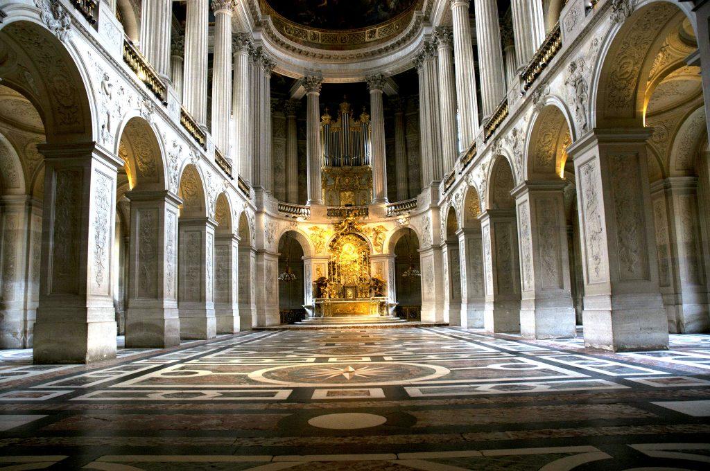 Versalles - París - Francia