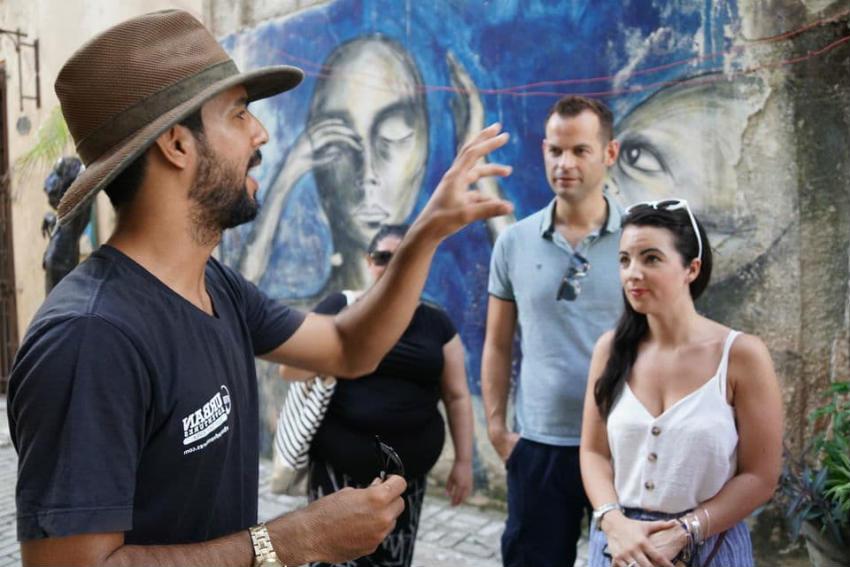 comunidad de arte cubano