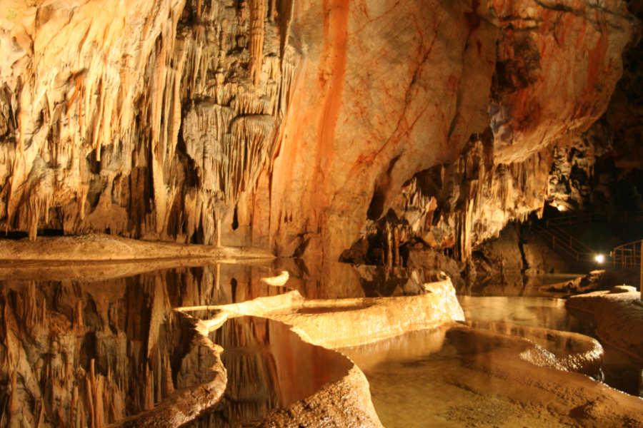 cuevas kársticas
