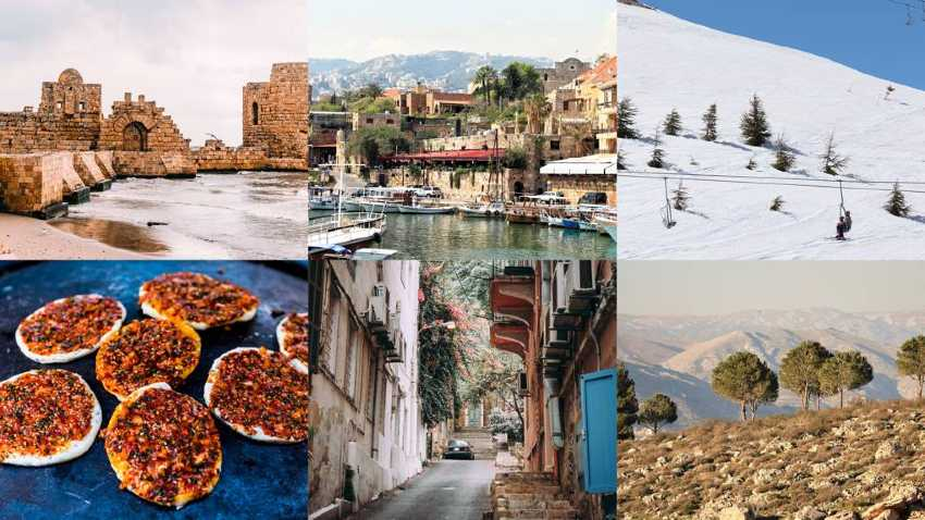 destinos 2020 libano
