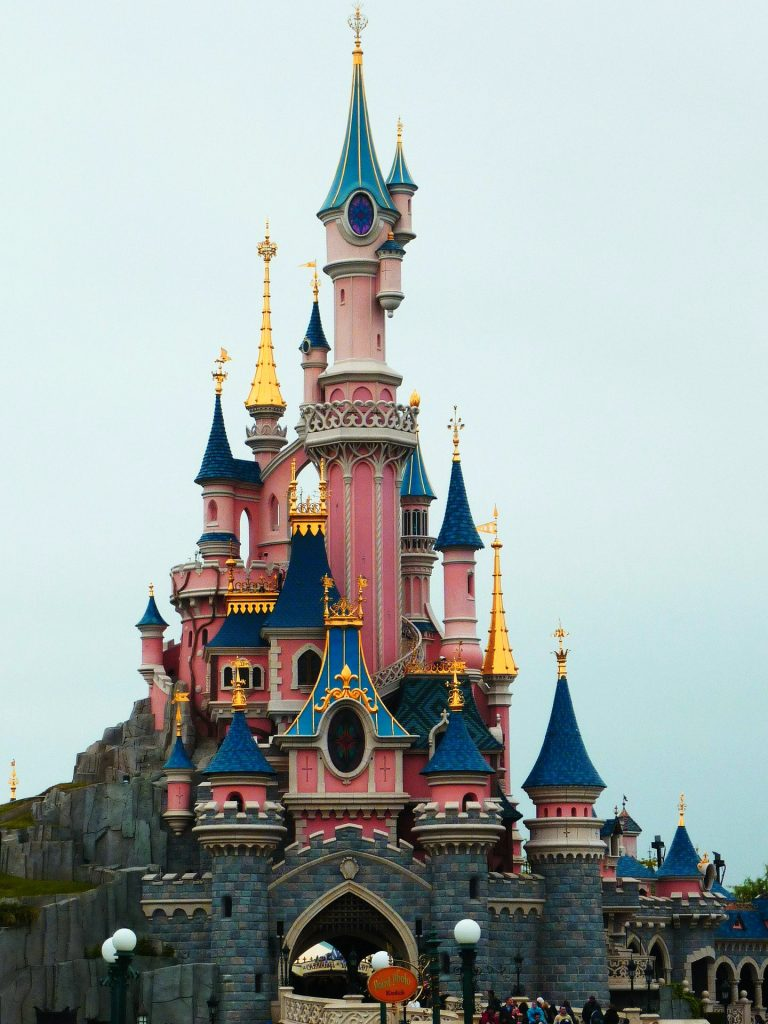Disneyland - París - Francia