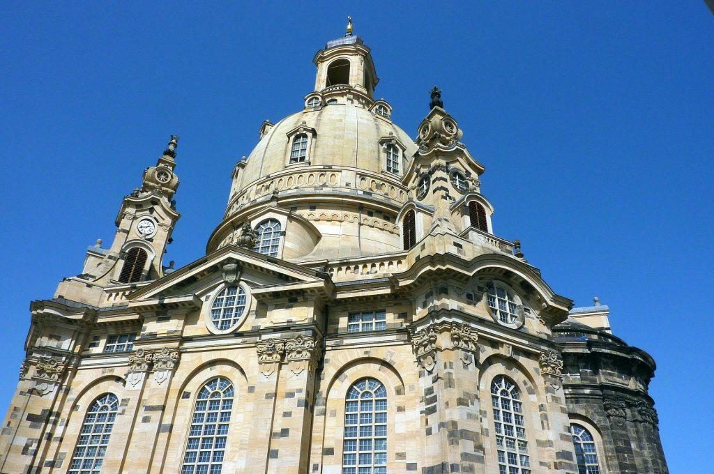Iglesia nuestra señora de Dresden