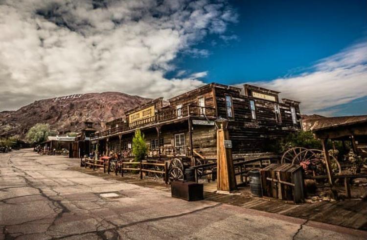 ghosttown ruta 66