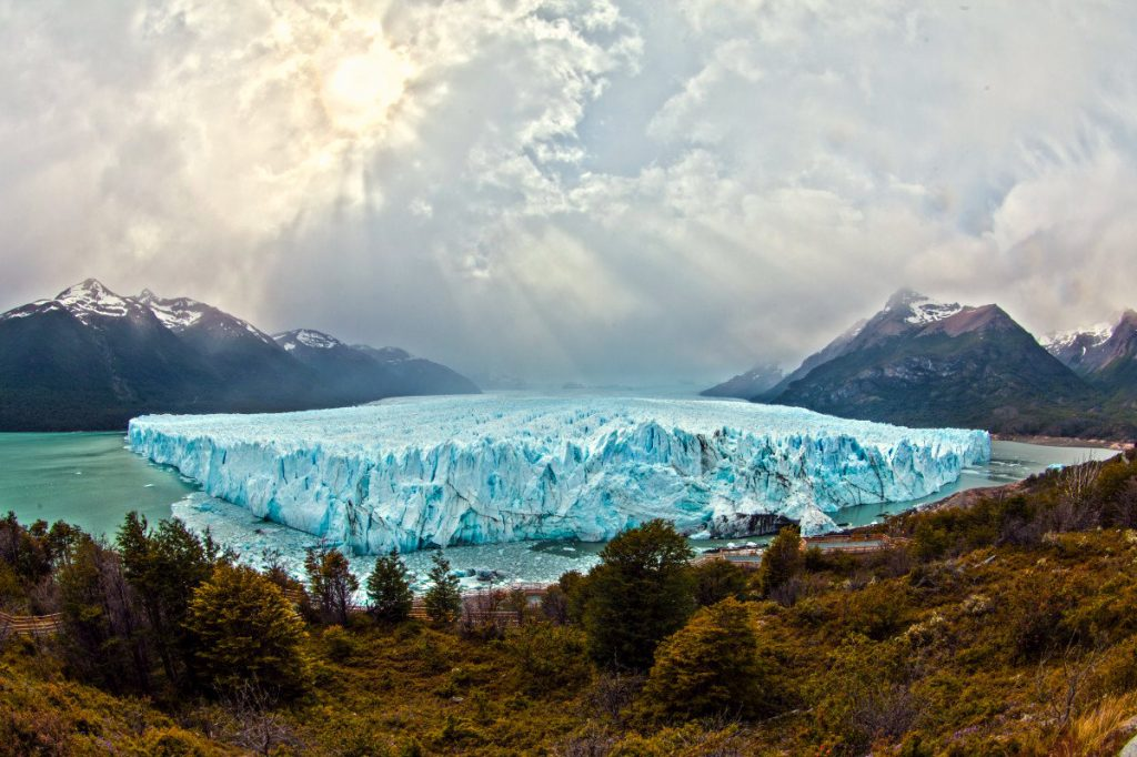 Glaciares Patagonia, Argentina