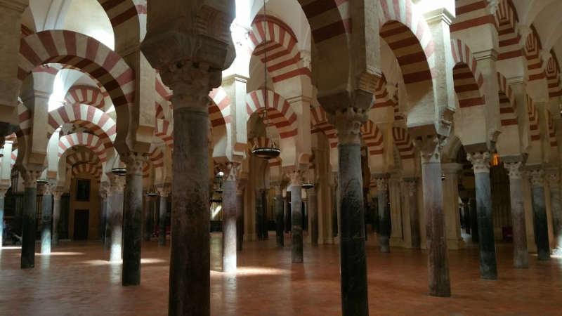 gran mezquita de Córdoba - sitios turisticos españa