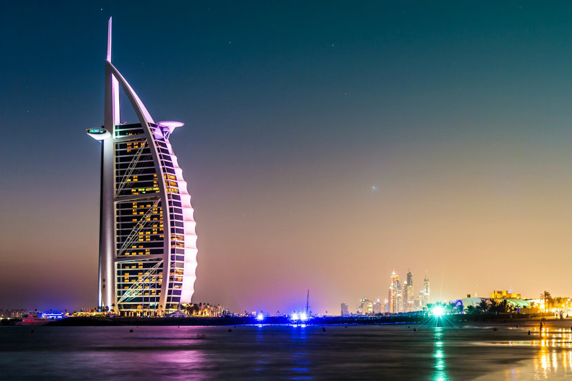 hoteles de siete estrellas burj al arab