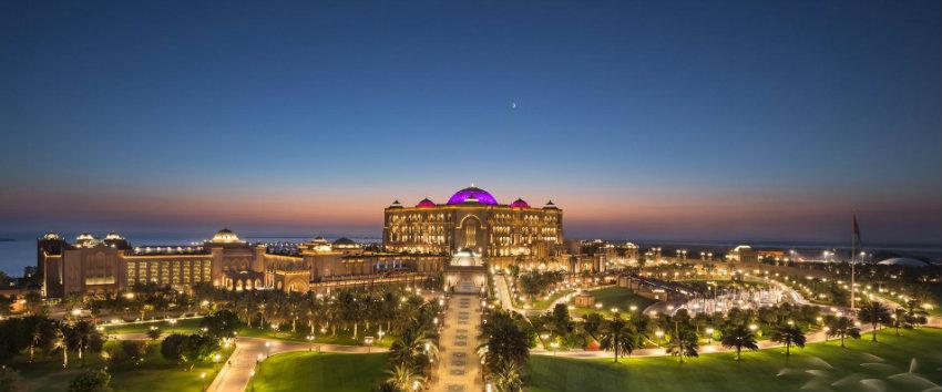 hoteles de siete estrellas emirates palace