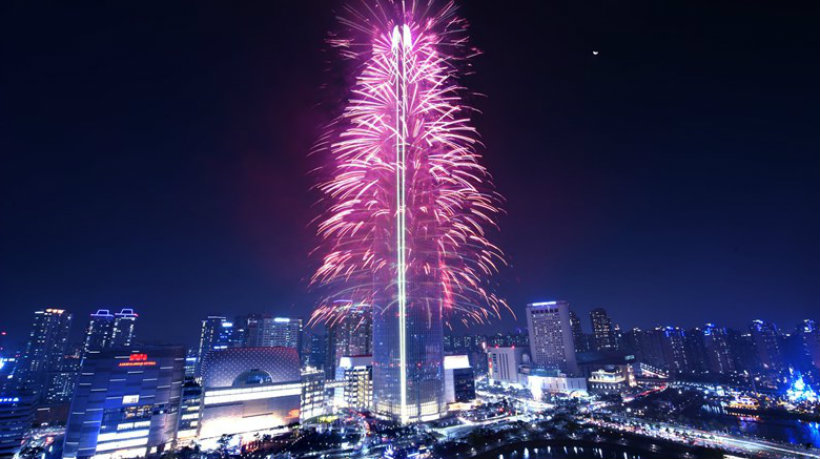 hoteles de siete estrellas signiel seoul