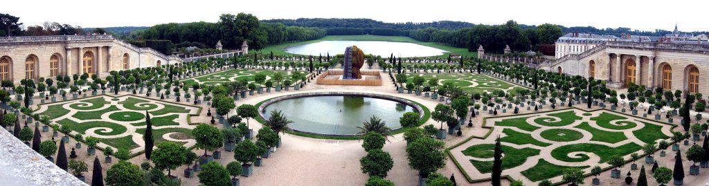 jardines de versalles - París - Francia