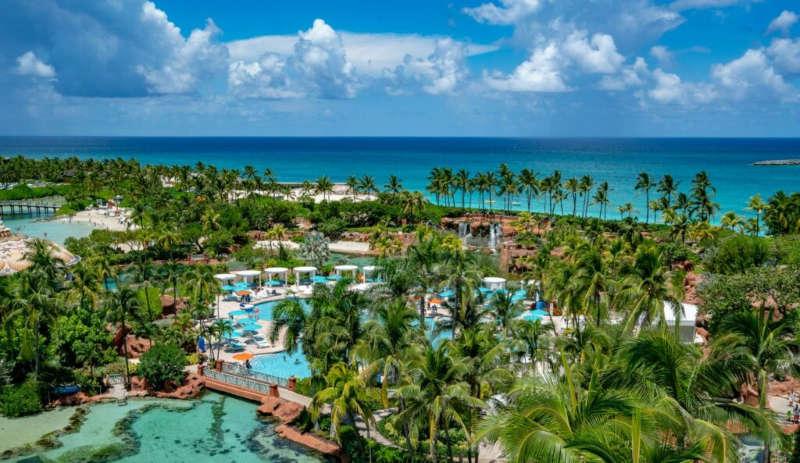 luna de miel en bahamas