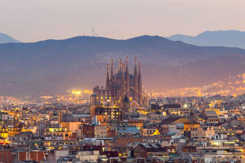 luna de miel en barcelona