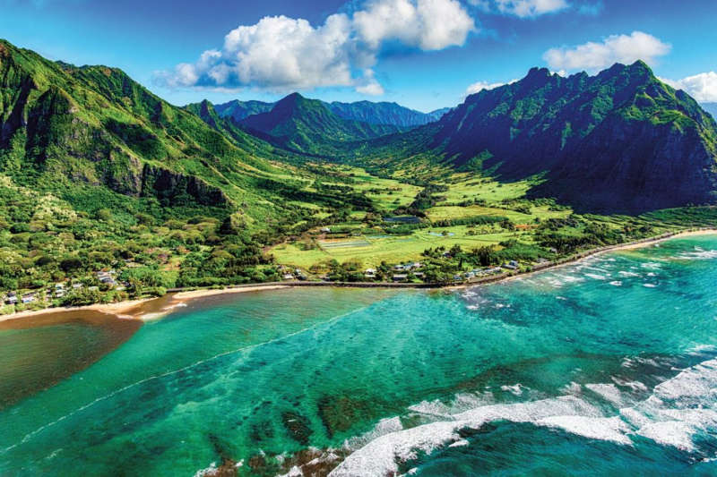 luna de miel en hawai