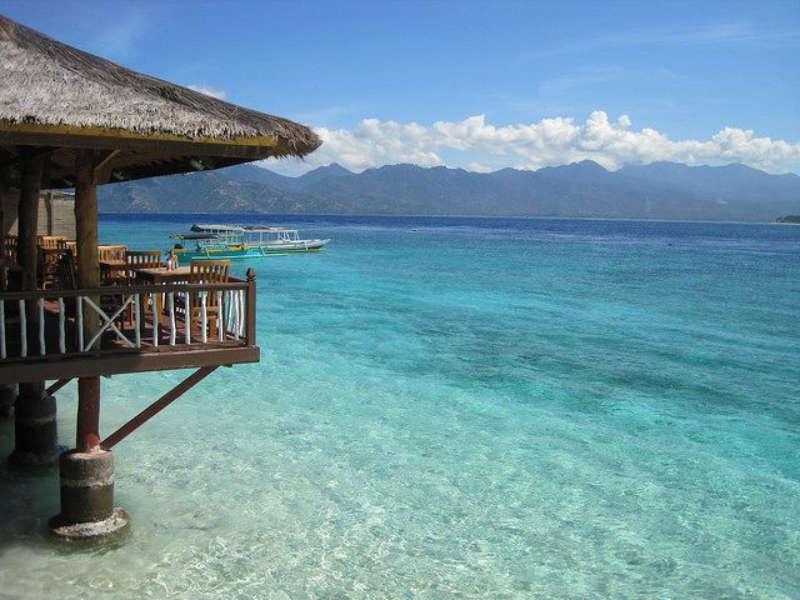 luna de miel en lombok