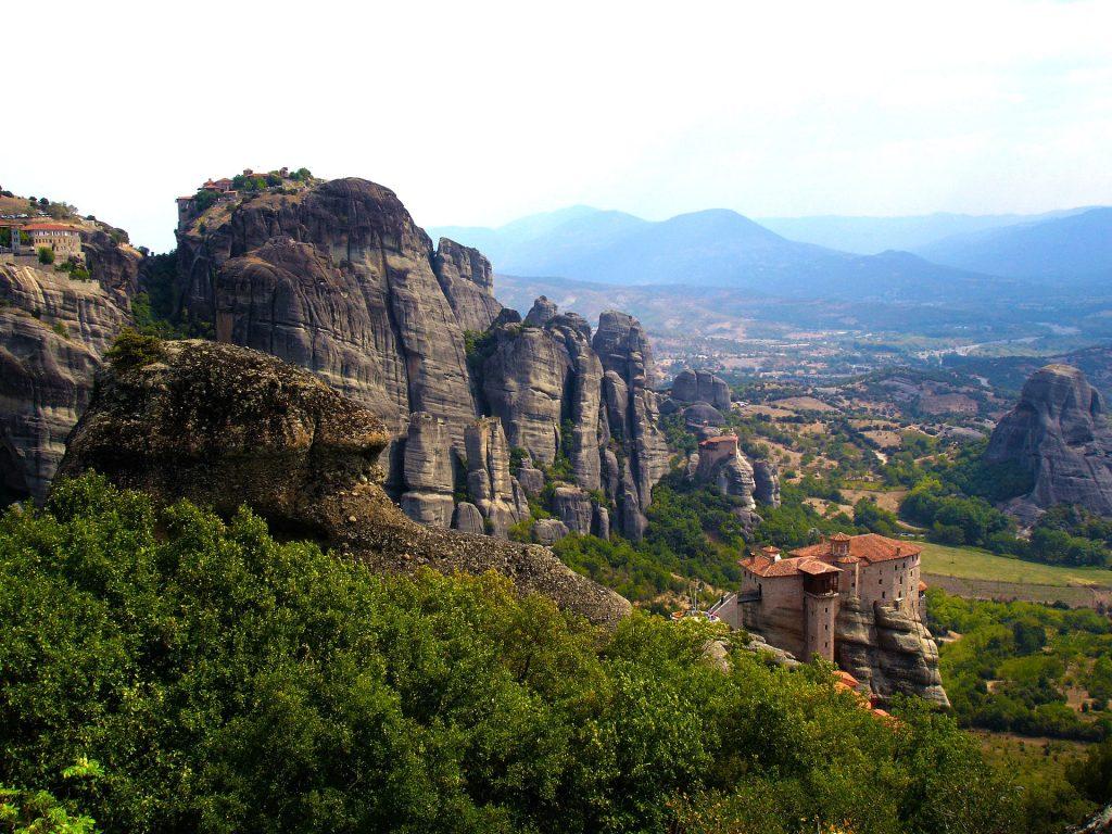 monte meteora - Grecia