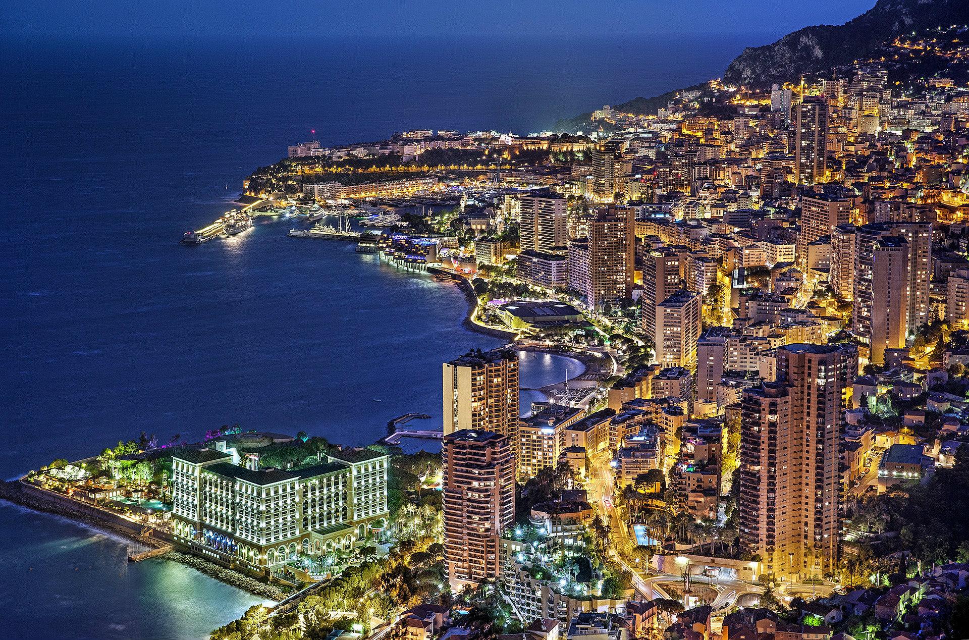 Mónaco - Francia