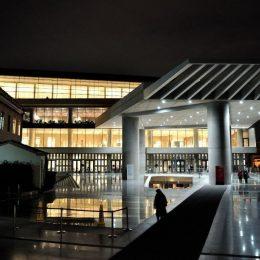 museo-acrópolis-Atenas