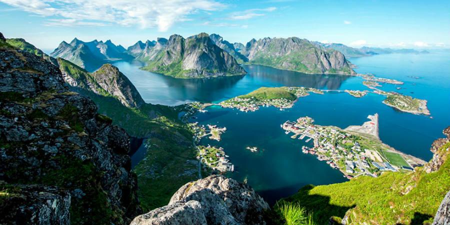 noruega pib capita