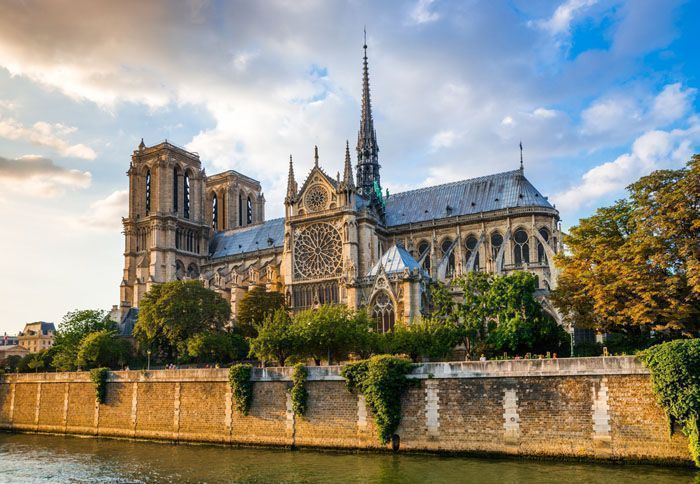 catedral de notre dame Francia