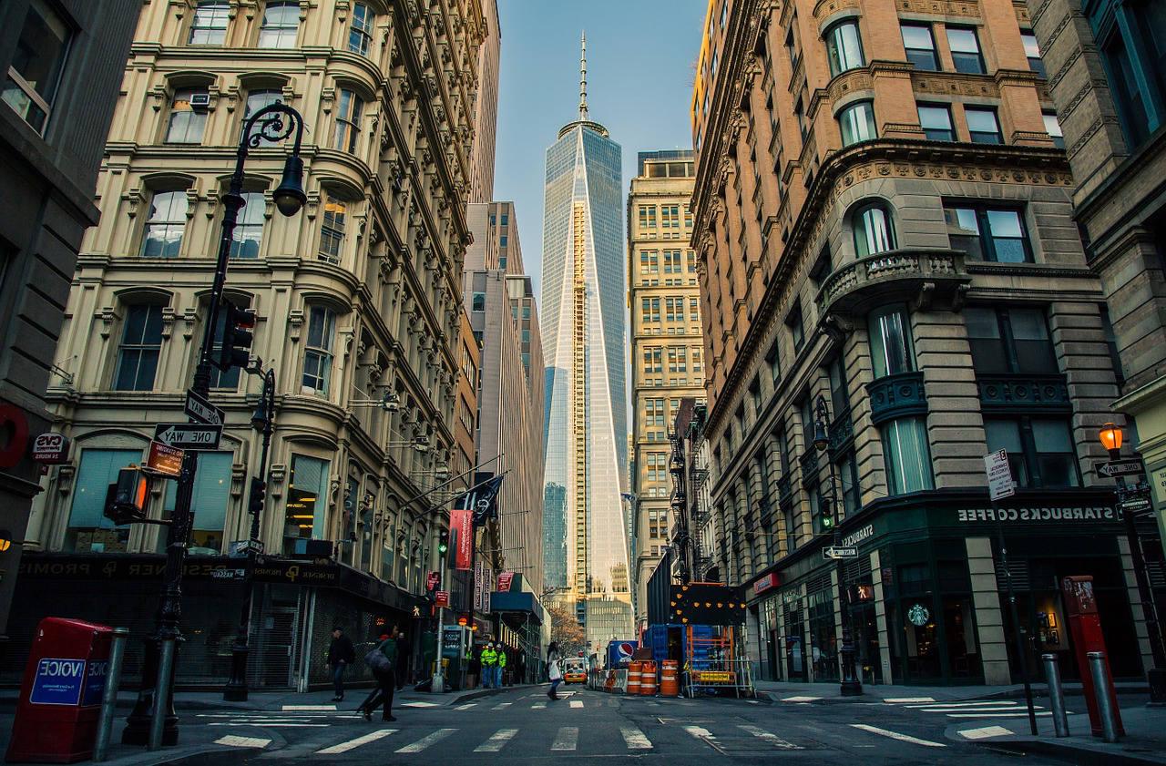 edificios mas altos one world trade center