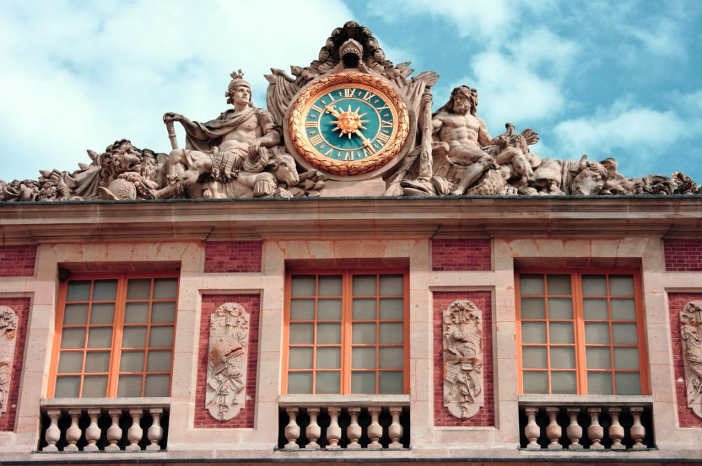 Palacio de Versalles - París - Francia
