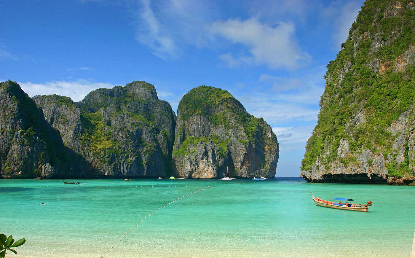 itinerario Tailandia phi phi island