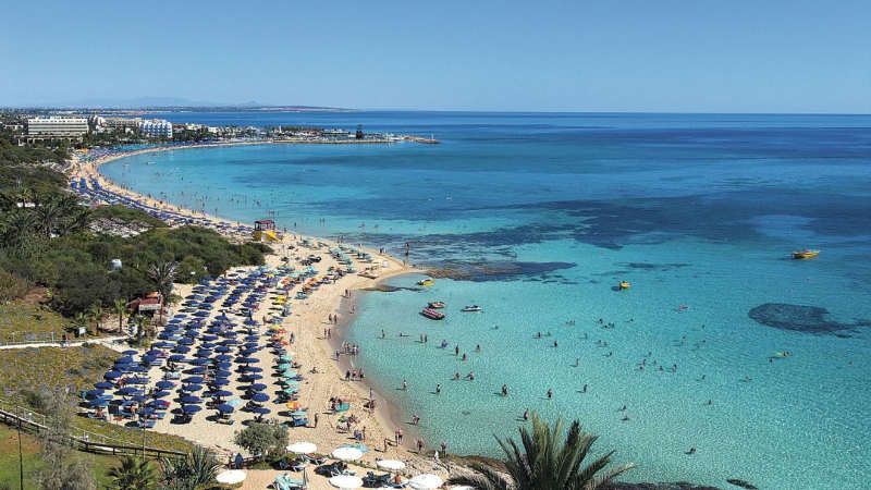 playa de Makronissos - Chipre