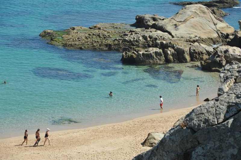 playa de cabo de plata en zahara de los atunes