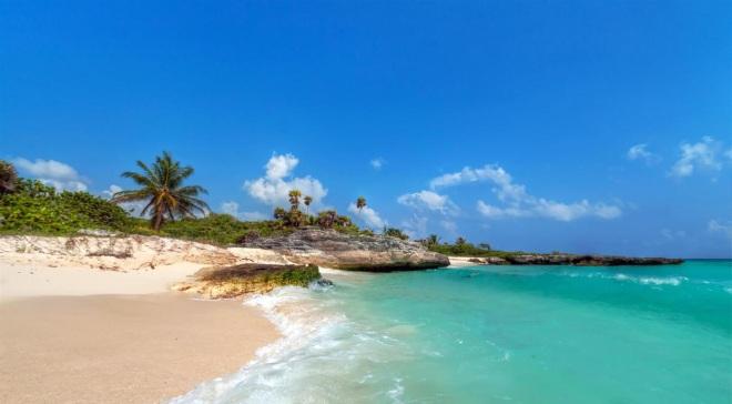 playa en playa del carmen