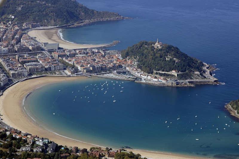 playa la concha - lugares turisticos en españa
