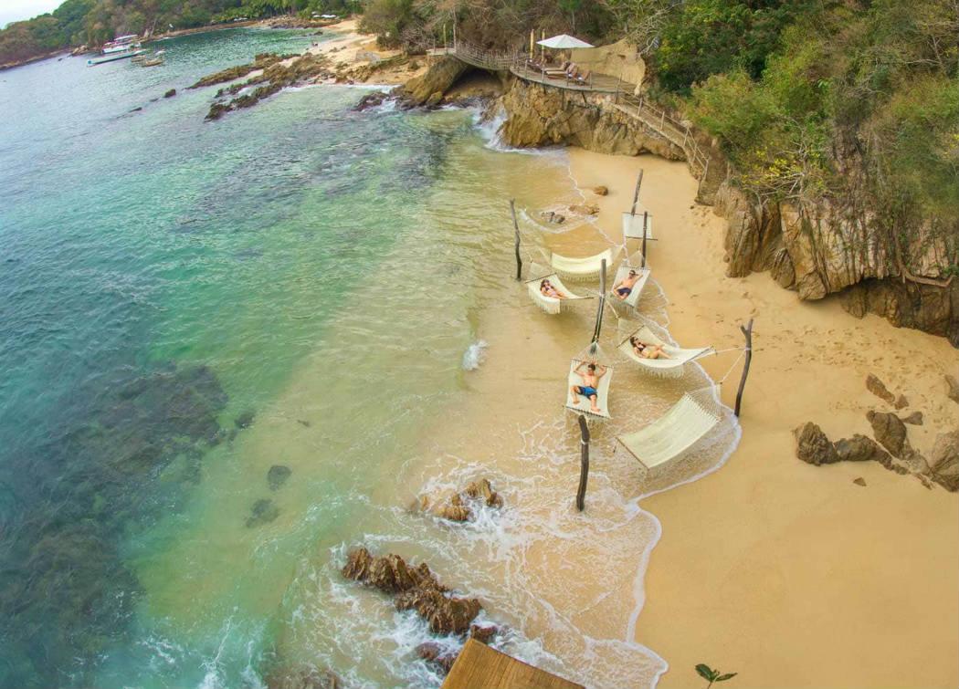 playa las caletas puerto vallarta