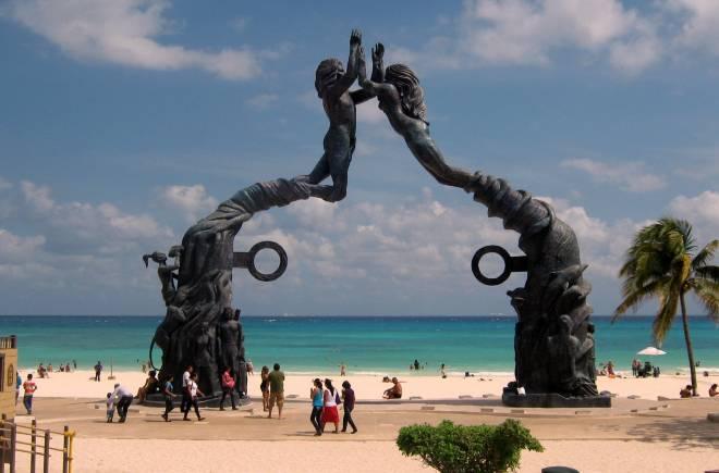 playa parque fundadores