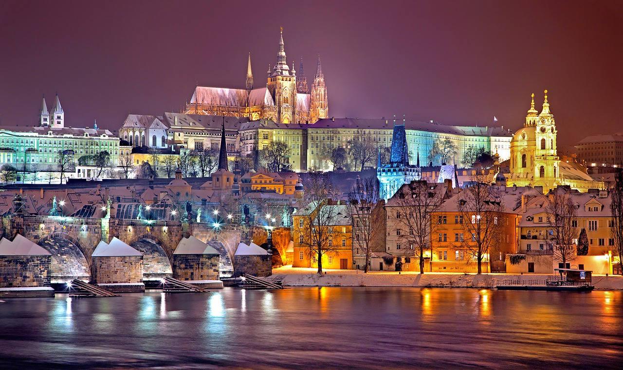 destinos junio Praga