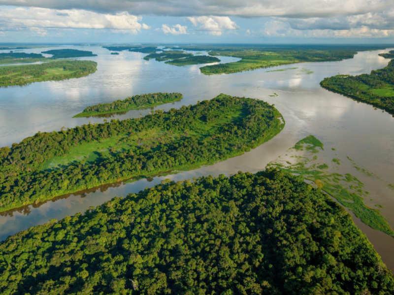 rio congo -rios mas largos del mundo