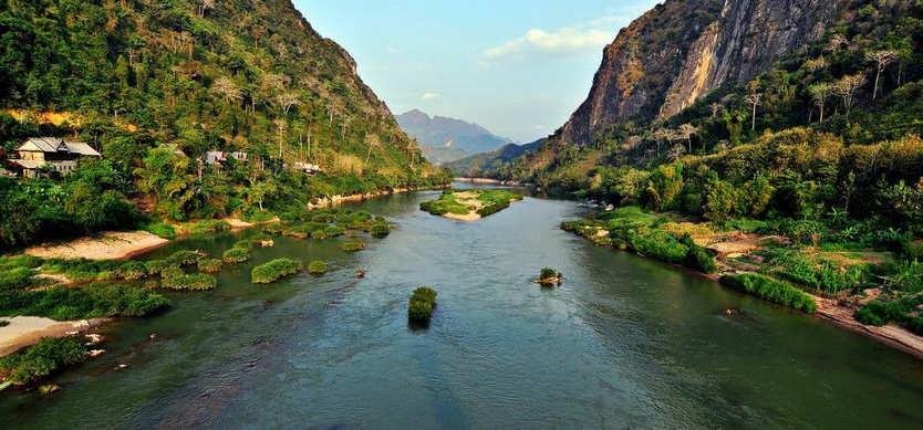 rio mekong - rios mas largos del mundo