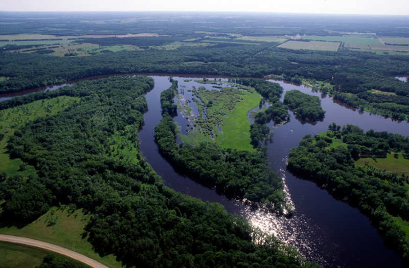 rio missisipi - rios mas largos del mundo