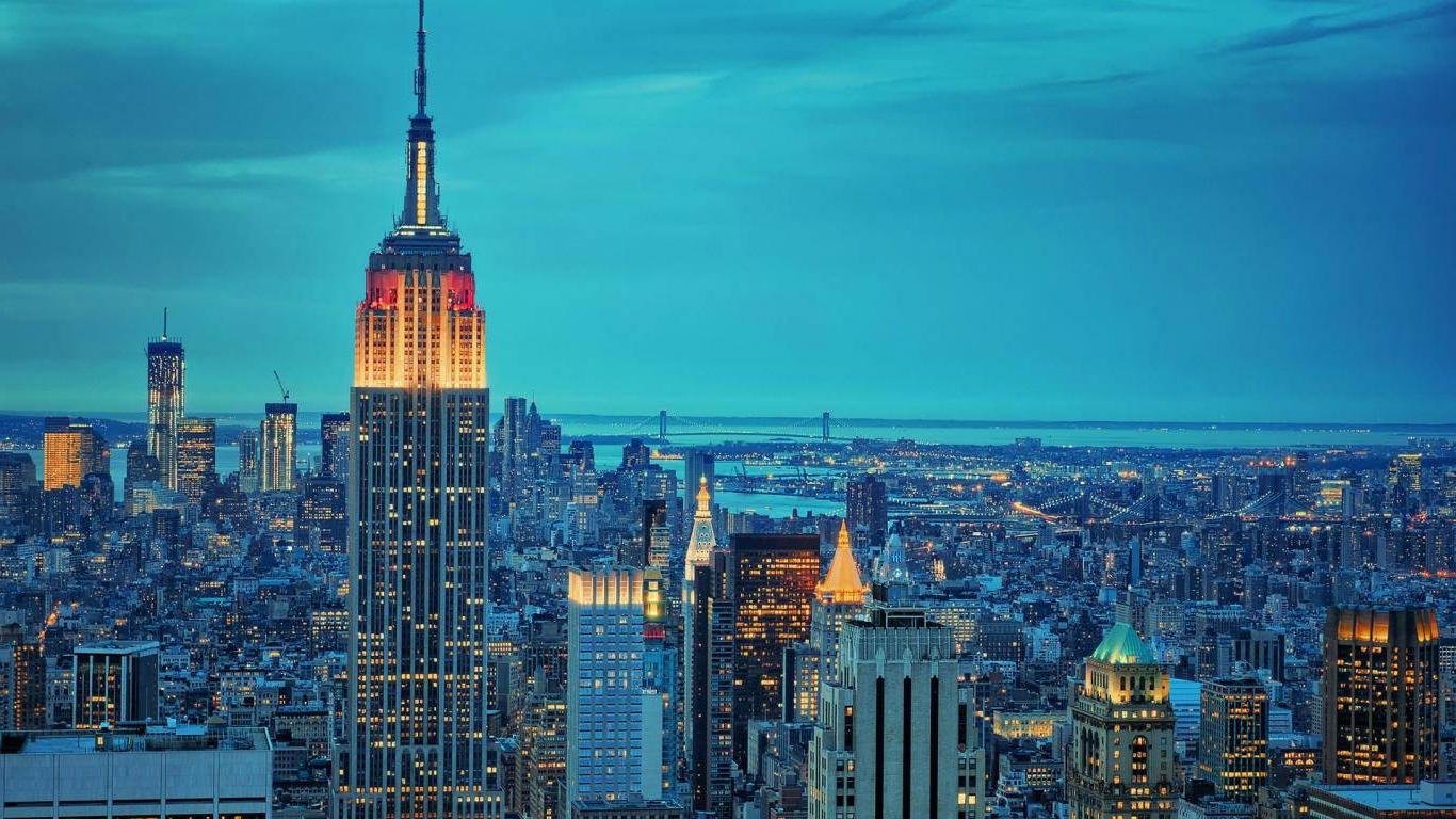 empire state edificios más altos del mundo