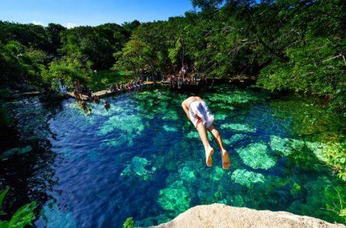 snorkel en cenote playa del carmen
