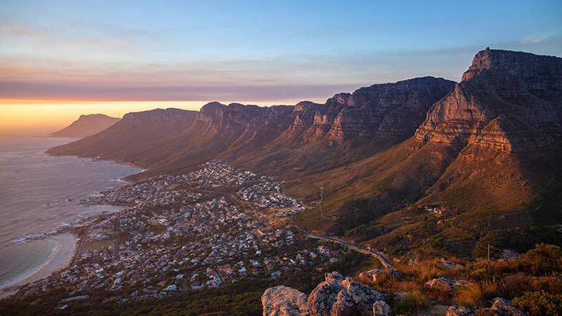 sudafrica - donde viajar en diciembre